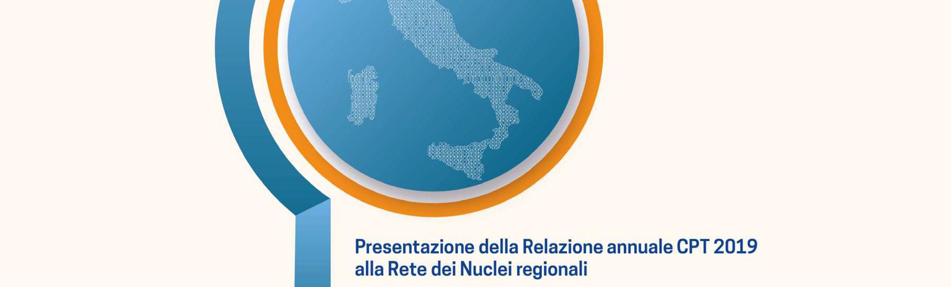 Presentazione della Relazione annuale CPT